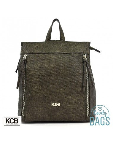Mochila Pequeña KCB - Con separación