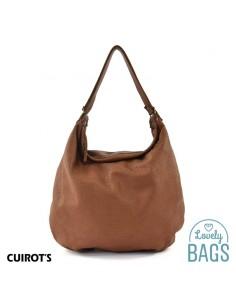 Bolso mochila plana, estilo...