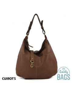 Bossa Hobo Bag pla, gran -...