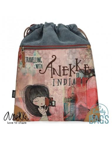 Mochila saco Anekke India - Grande