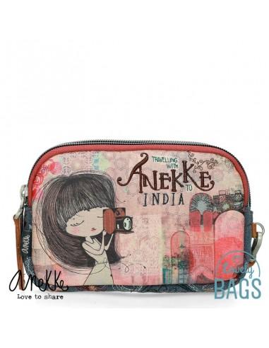 Neceser maquillaje Anekke India -...