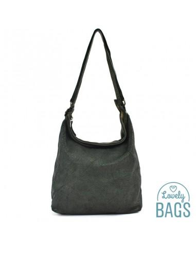 Bolso Mochila The Bagging Co - Piel...
