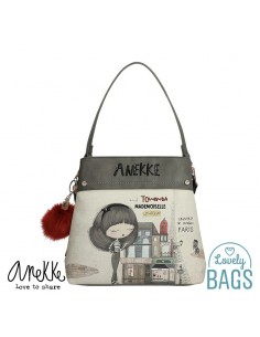 Bolso Shopper Anekke...