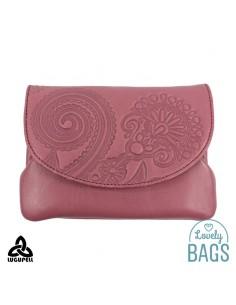 Monedero Lugupell rosa