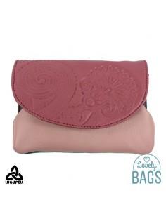 Moneder Lugupell rosa clar,...