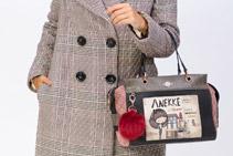 Bolsos Anekke colección Couture y Egypt