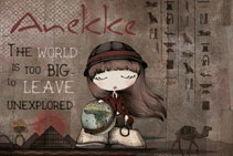 Volver a Anekke colección Couture y Egypt