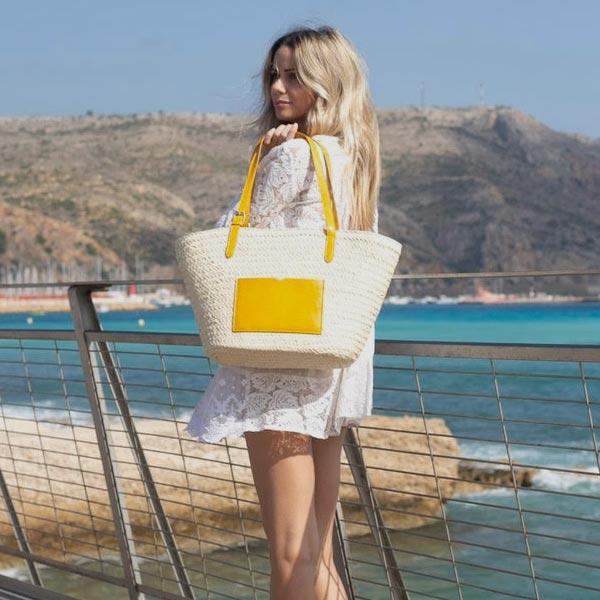 categoria de Capazoz, bolsos de playa , bolsos de rafia y de verano