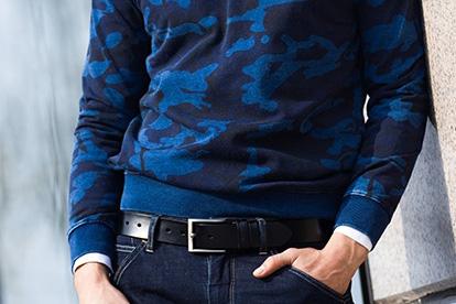 categoría de cinturones de hombre