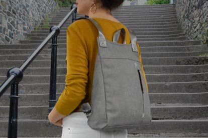categoria de mochilas de mujer